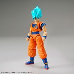 Figure-rise Standard Super Saiyan God Son Goku Dragon ball Super Model kit Bandai