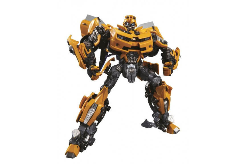 Transformers Movie Mpm 03 Bumblebee Takara Tomy Mykombini