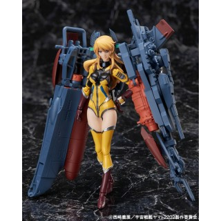 Armor Girls Project Yamato Armor x Yuki Mori Space Battleship Yamato 2202 Warriors of Love Bandai