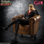 G.E.M. series TIGER & BUNNY SOC (Sit On Chair) Barnaby Brooks Jr. Megahouse Limited
