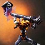 Revoltech EVANGELION EVOLUTION EV-010 PROTO TYPE-00' Evangelion 2.0 You Can (Not) Advance Kaiyodo
