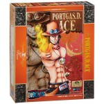 One Piece Puzzle Portgas.D.ACE 300 pieces dimension 26x38cm Ensky