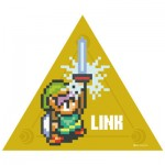 The Legend of Zelda A Link to the Past Dot Sticker Ensky