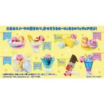 Hoshi no Kirby KiraKira Sweets Time Box of 8 RE-MENT