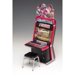 ULTRA STREET FIGHTER IV VEWLIX Arcade Game Machine Plastic Model 1/12 Wave