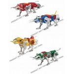 Voltron Classic Lion Combine Action Figure 4 Type Set Playmates