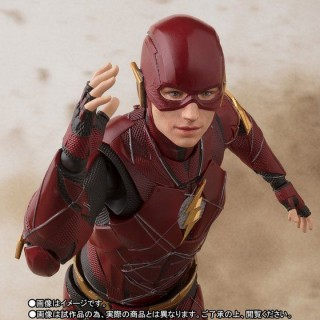 SH S.H Figuarts Flash (Justice League) Bandai Limited