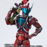 SH S.H Figuarts Kamen Rider Build Blood Stalk Bandai limited