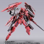 METAL BUILD Gundam Astraea TYPE-F (GN HEAVY WEAPON SET) Bandai Limited