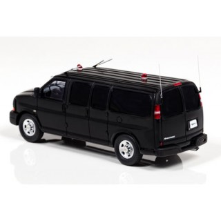 Chevrolet Express LS3500 2008 Police Headquarters Security