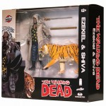 The Walking Dead Ezekiel and Shiva All Out War Skybound Entertainment