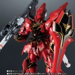 Robot Damashii (Side MS) Gundam UC Sinanju (Real Marking Ver.) Bandai Limited
