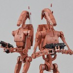 Star Wars 1/12 Battle Droid Geonosis Color Set Model kit Bandai