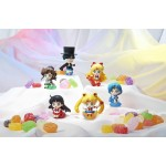 Petit Chara Land! Sailor Moon Candy de Make Up! Pack of 6 MegaHouse