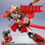 Metal Robot Damashii (Side MS) Musha Gundam Bandai Limited