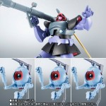 Robot Damashii (side MS) Mobile Suit Gundam MS-09R Rick Dom & RB-81 Ball (X3) Ver. A.N.I.M.E. Bandai Limited