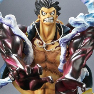 One Piece Archive Collection Monkey D Luffy Gear 4 Leo
