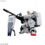 HGUC Mobile Suit Gundam The 08th MS Team Gundam Ground Type Plastic Model 1/144 Bandai