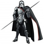 Star Wars Plastic Model Kit 1/12 CAPTAIN PHASMA The Last Jedi Bandai