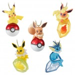 Twinkle Dolly Pokemon Candy Toy Box of 10 Bandai