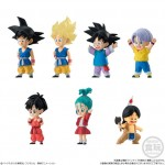 Dragon Ball Adverge EX Dragon Children vol.2 Candy Toy box of 10 Bandai