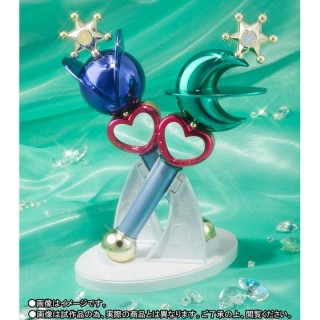 Sailor Moon Proplica Transformation Lip Rod Sailor Uranus & Sailor Neptune Set Bandai Limited