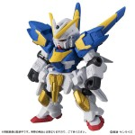 Mobile Suit Gundam MOBILE SUIT ENSEMBLE 06 Box of 10 Bandai