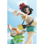 ARTFX J Pokemon Series Selene with Rowlet 1/8 Kotobukiya