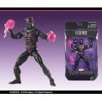Marvel Comics Hasbro Action Figure 6 Inch Legend Black Panther Vibranium Suit Version Hasbro
