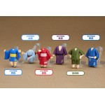 Nendoroid More Dress Up Yukatas BOX of 6 Good Smile Company