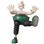 Ultra Detail Figure Wallace and Gromit No.422 UDF Aardman Animations 1 WALLACE w/TECHNO TROUSERS Medicom Toy