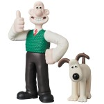 Ultra Detail Figure Wallace and Gromit No.424 UDF Aardman Animations 1 WALLACE & GROMIT Medicom Toy