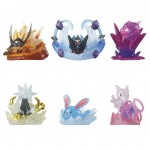 Pokemon Hissatsu! Kimewaza Pokemotion Vol 2 box of 10 Bandai