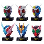 Kamen Rider Kamen no Sekai Masker World Part 5 box of 10 Bandai
