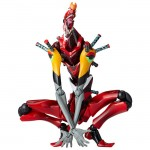 Revoltech EVANGELION EVOLUTION EVA-02 Beast Mode 2nd Form The Beast Kaiyodo