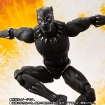 S.H Figuarts Black Panther Avengers : Infinity War Bandai LimIted