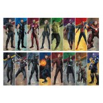 Avengers Infinity War Chara Pos Collection box of 8 Ensky