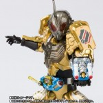 "S.H. Figuarts ""Kamen Rider Build"" Kamen Rider Grease Bandai Limited"