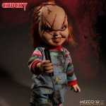 Childs Play Chucky 15 Inch Talking Figure Mezco