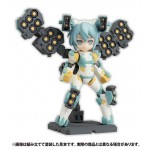 Desktop Army B-101s Sylphy Series Beta Platoon Updated Ver. box of 3 MegaHouse