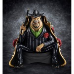 "One Piece Portrait of Pirates S.O.C CAPONE ""GANG"" BEGE Megahouse Limited Edition"