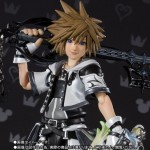 SH S.H. Figuarts Kingdom Hearts Sora Final Form Bandai Limited