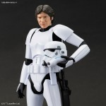 Star Wars Plastic Model Kit 1/12 Han Solo Stormtrooper Ver. Bandai