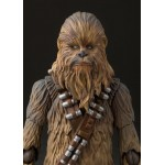 SH S.H. Figuarts Solo A Star Wars Story Chewbacca Bandai