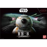 Star Wars BB-8 (Gloss Finish) 1/2 Model Kit Bandai