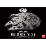 PG PERFECT GRADE 1/72 Millennium Falcon (Standard Ver.) Plastic Model Star Wars New Hope Bandai