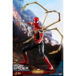 Movie Masterpiece Avengers Iron Spider-Man Infinity War 1/6 Hot Toys