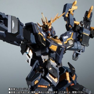 The Robot Spirits (Side MS) Unicorn Gundam 02 Banshee Norn Real Making Ver. SP Pack Bandai Limited