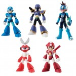 66 Action Sash Mega Man 2 box of 10 Bandai