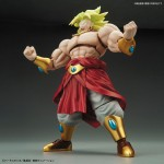MG Figure-rise Standard Dragon Ball Legendary Super Saiyan Broly Plastic Model Bandai